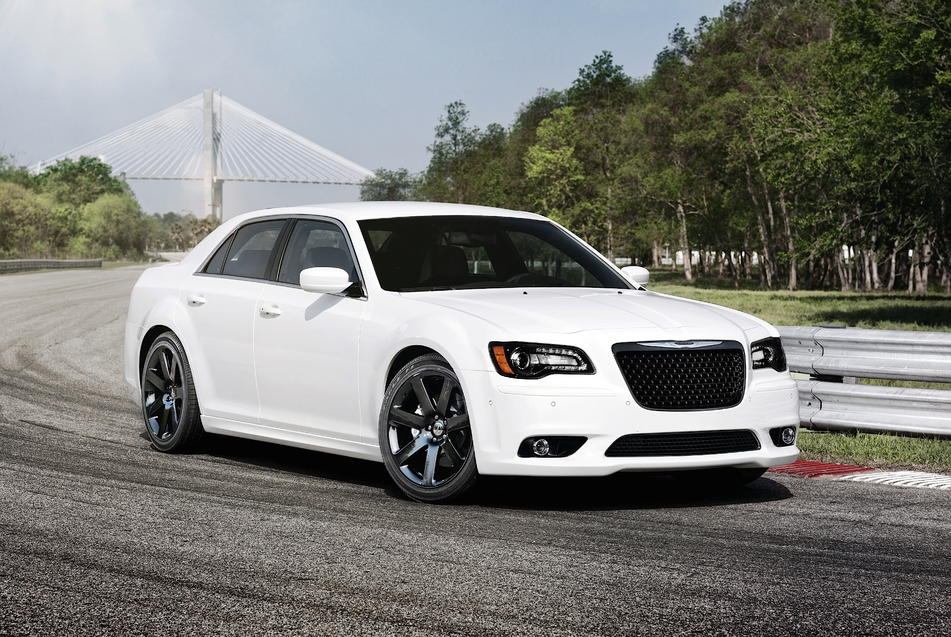 Chrysler 300 Srt8 2017 Present