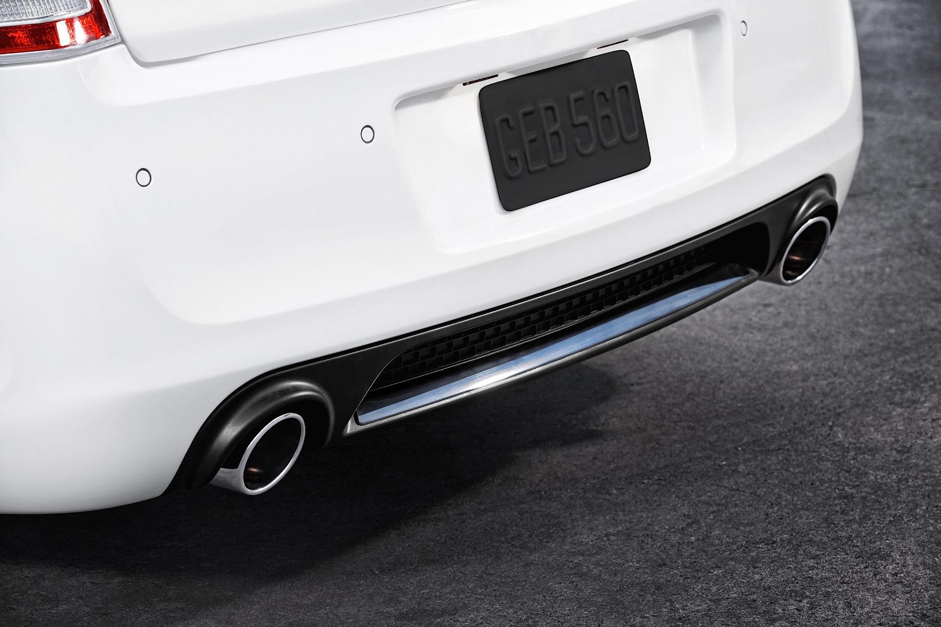 core spoiler performancedrive used rear video chrysler review