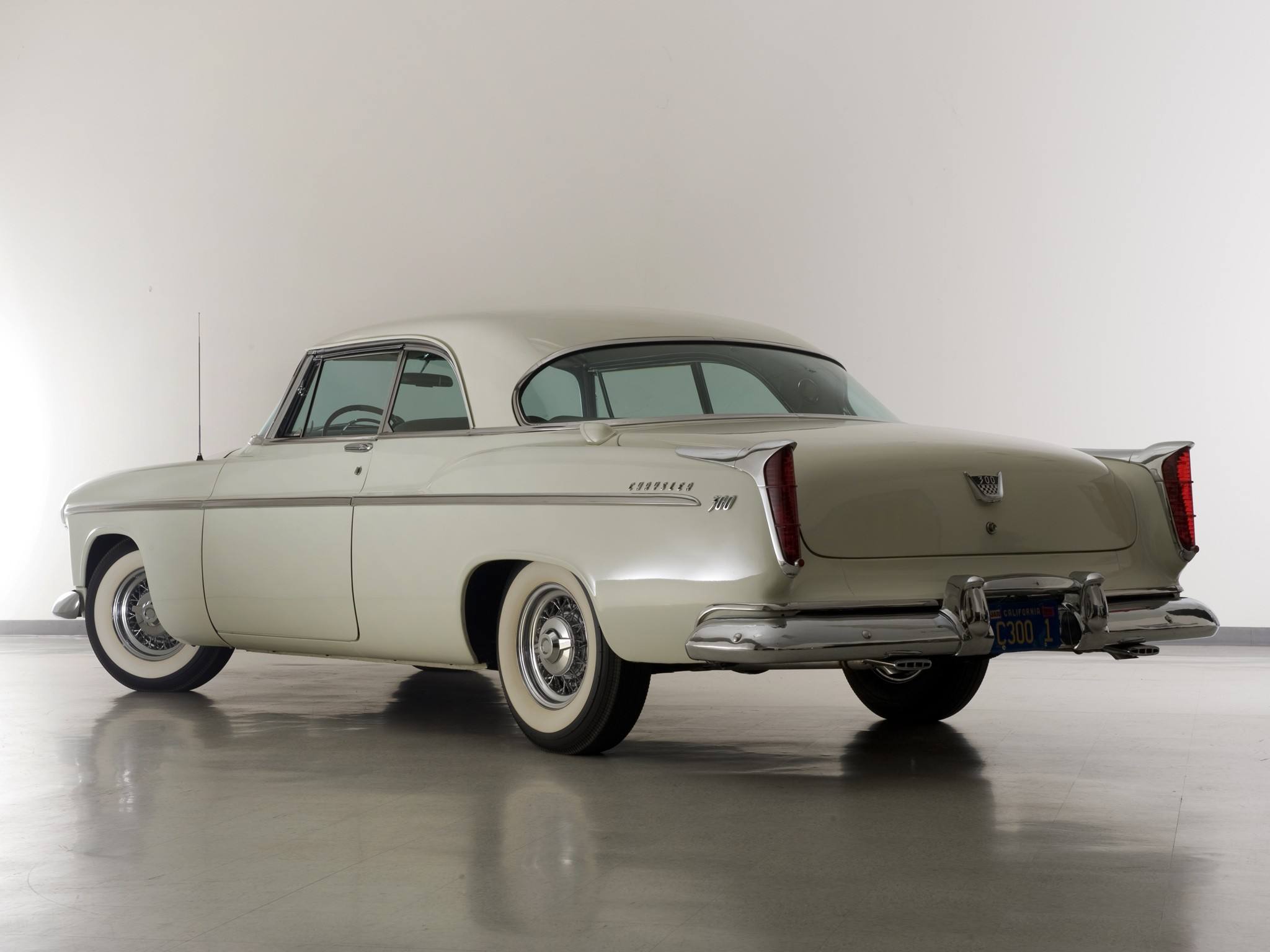 300 Hp Cars >> CHRYSLER 300 Sport Coupe specs & photos - 1955, 1956 - autoevolution
