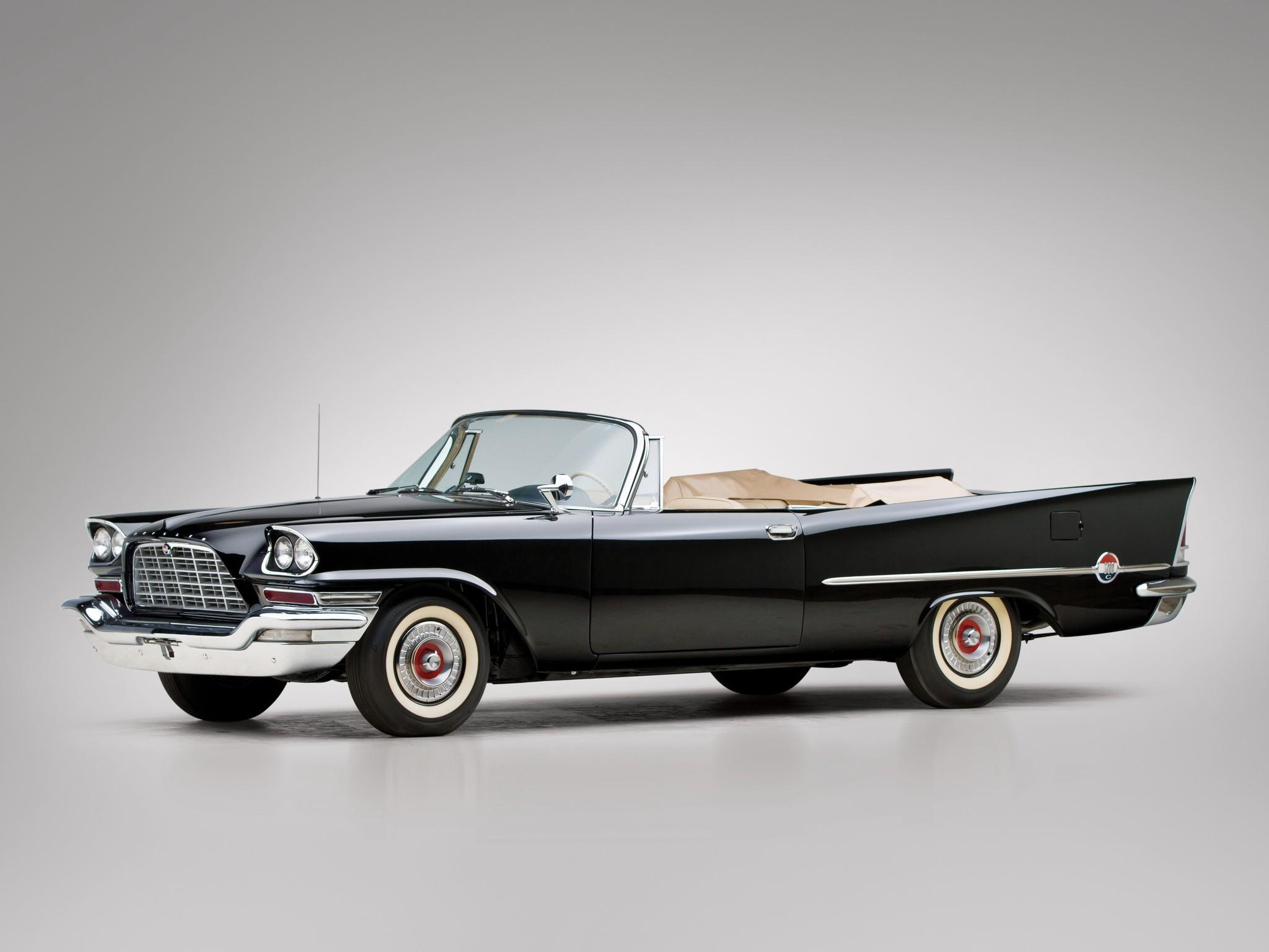 Chrysler 300c Convertible 1957 Autoevolution