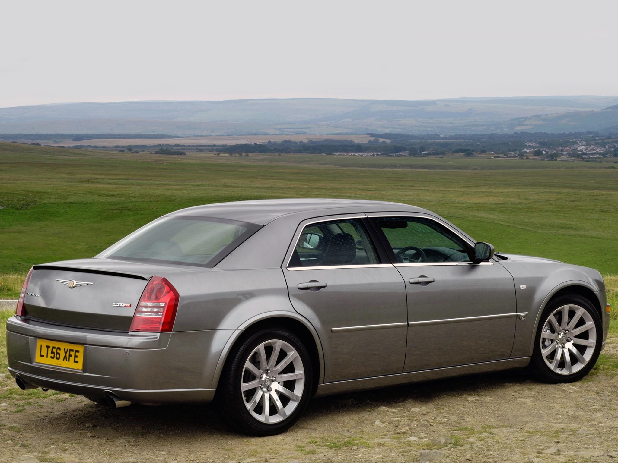 Chrysler 300 2016 Hemi >> CHRYSLER 300C SRT8 specs & photos - 2005, 2006, 2007, 2008, 2009, 2010 - autoevolution