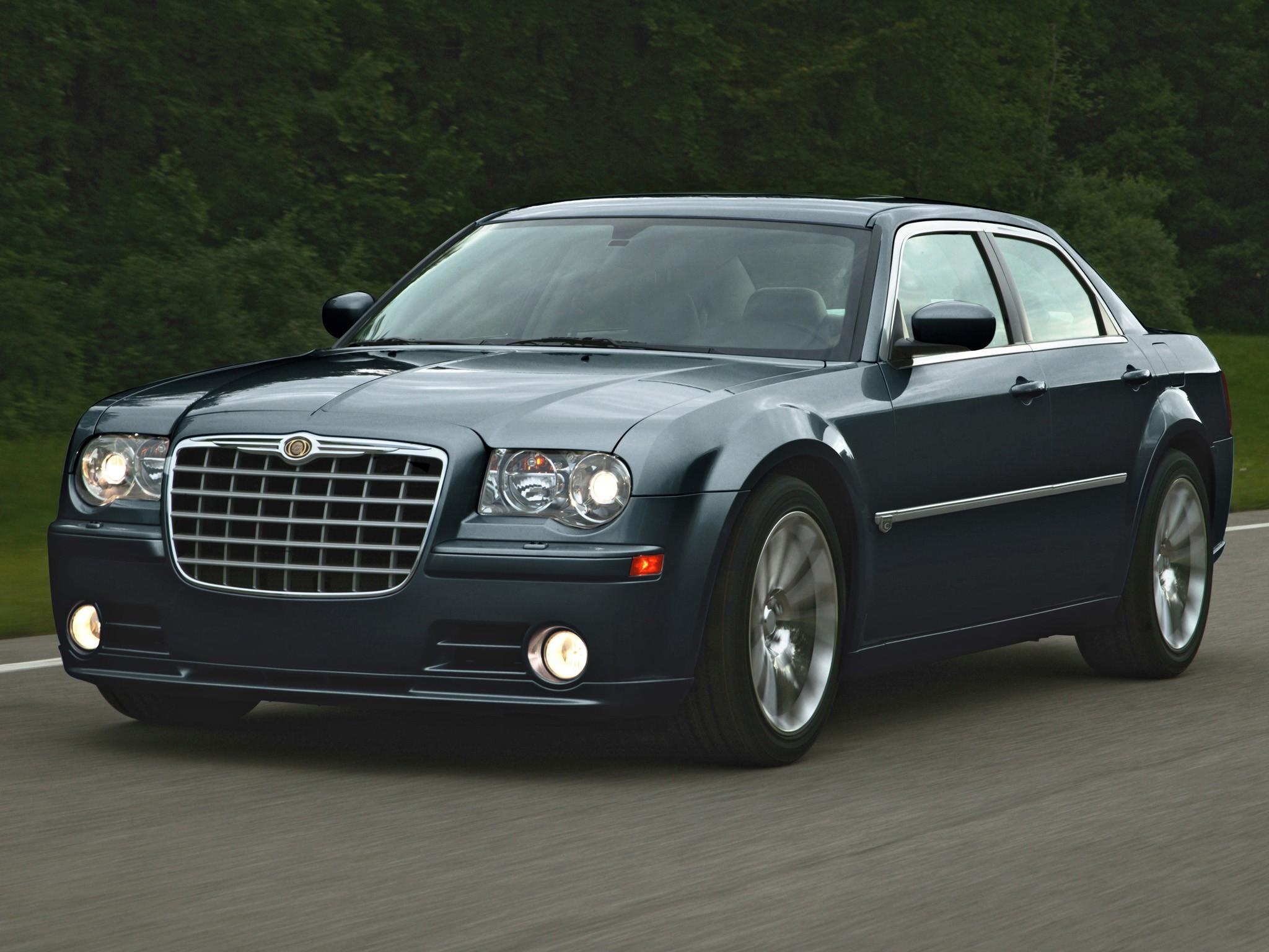 CHRYSLER 300C SRT8 - 2005, 2006, 2007, 2008, 2009, 2010 ...