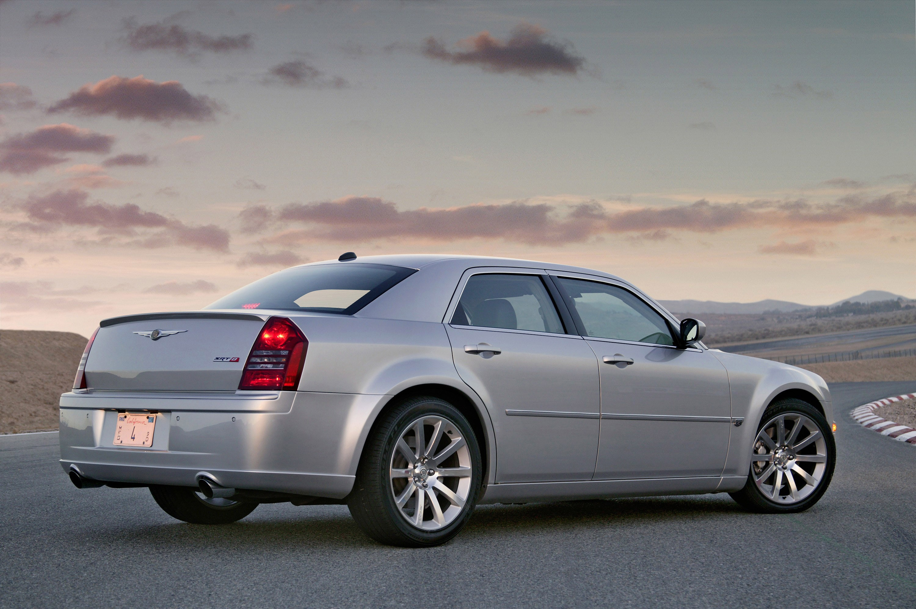 Chrysler 300c Srt8 2005 2006 2007 2008 2009 2010