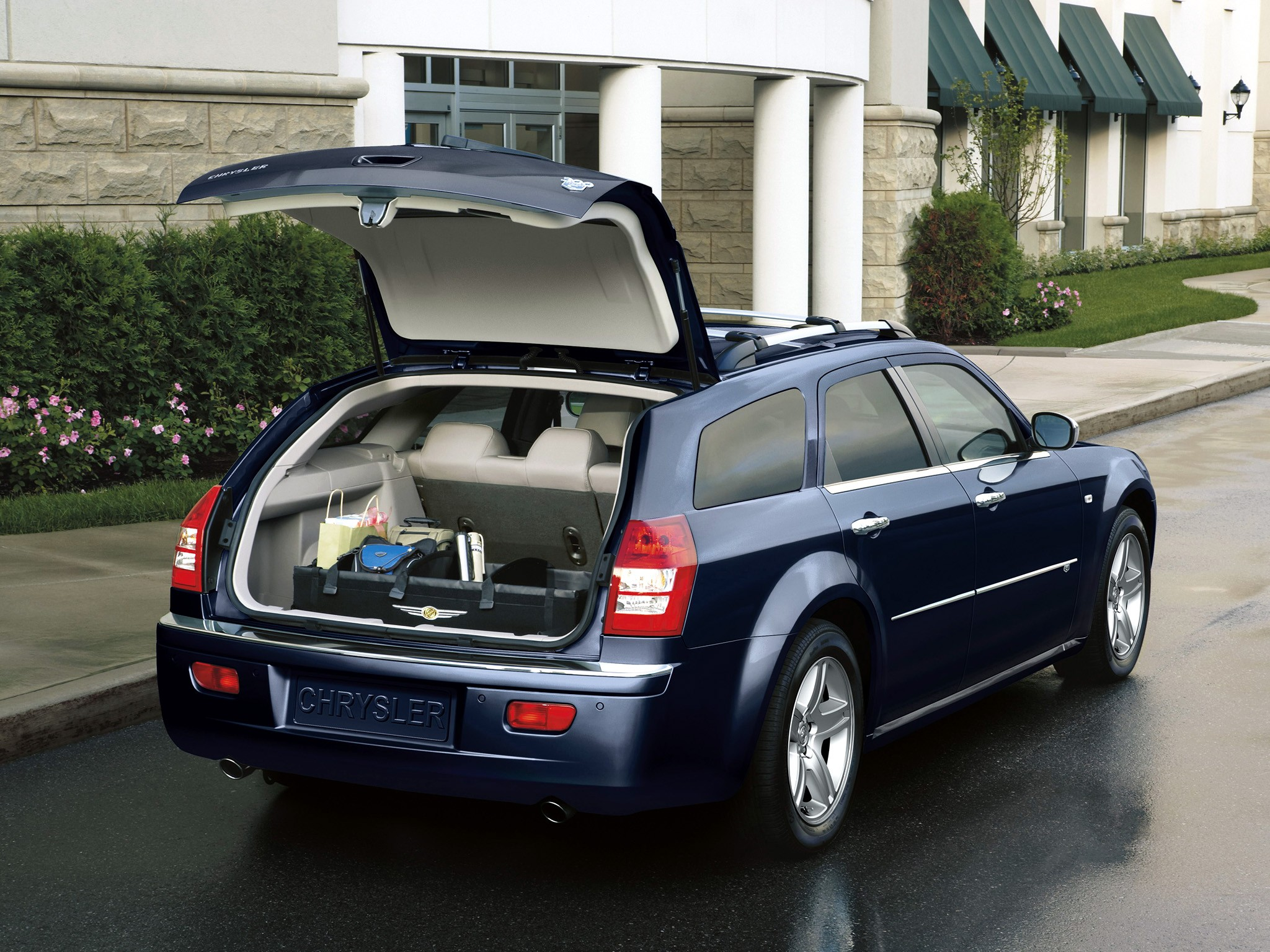 CHRYSLER 300C Touring specs - 2004, 2005, 2006, 2007, 2008 ...