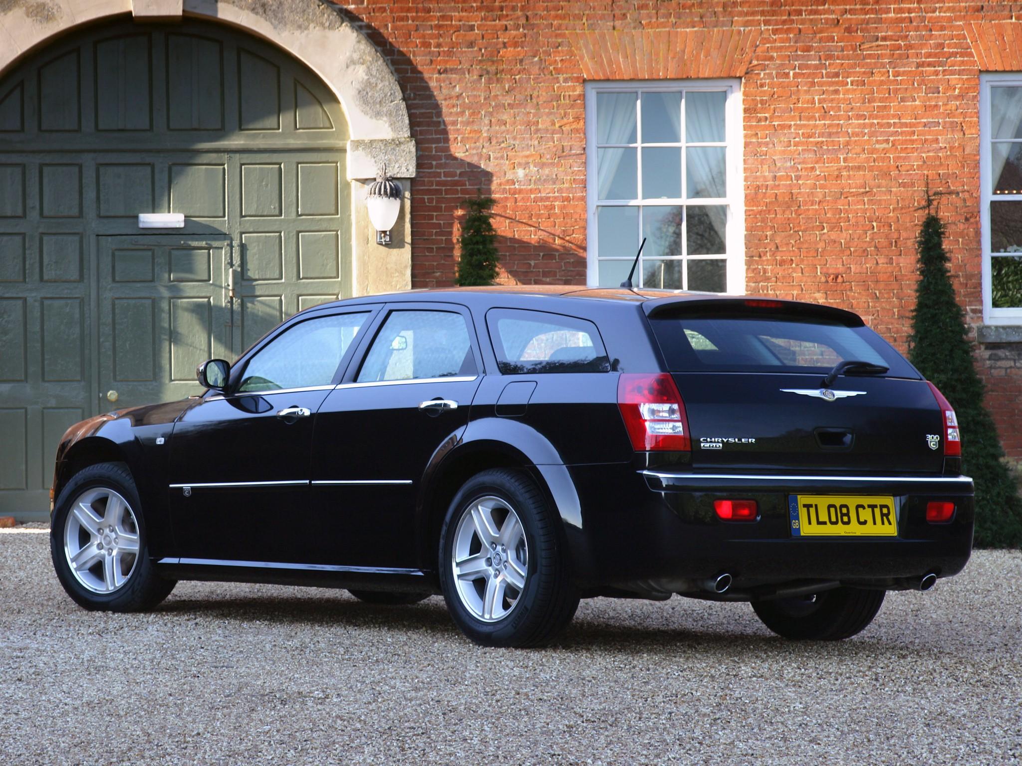 chrysler 300c touring 2004 parkers autoevolution cars 2006 2007 2009 2005 guides