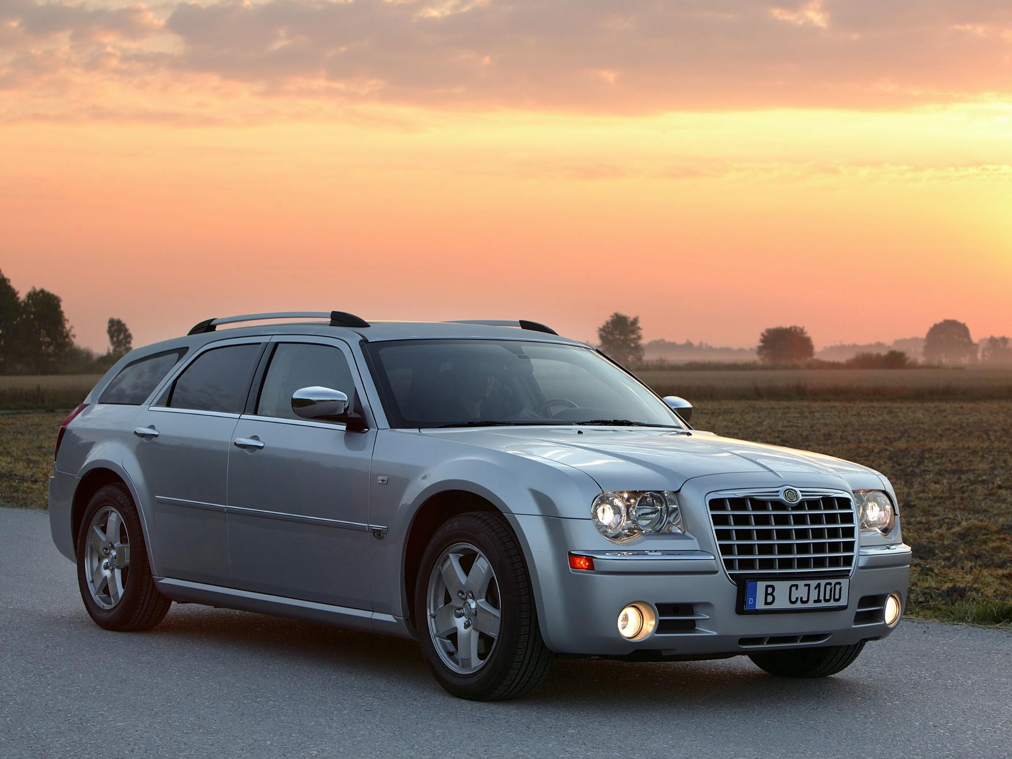 2006 Chrysler 300 Touring >> CHRYSLER 300C Touring - 2004, 2005, 2006, 2007, 2008, 2009 ...