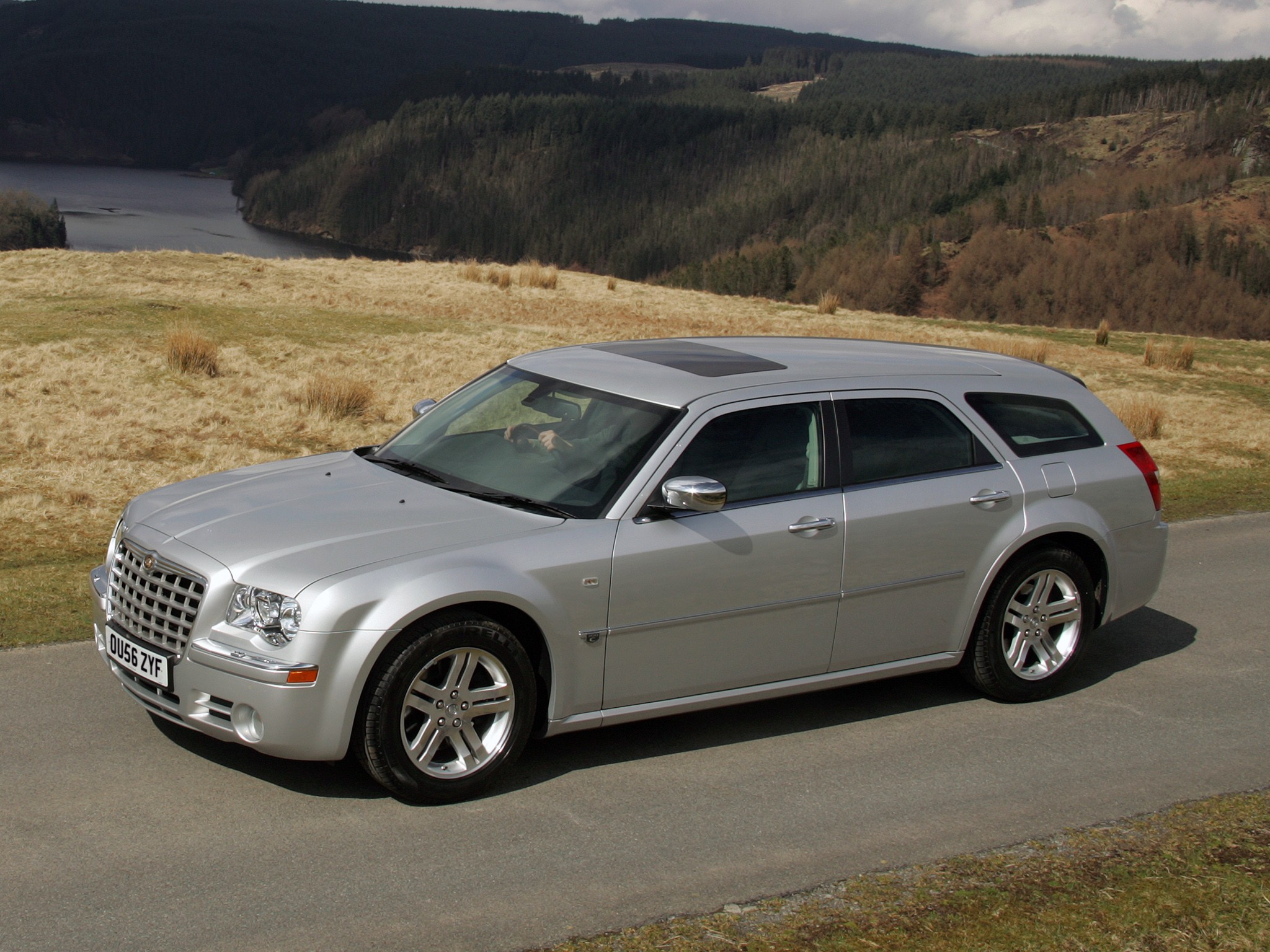 Chrysler 300c Touring 2004 on 2006 chrysler 300 touring