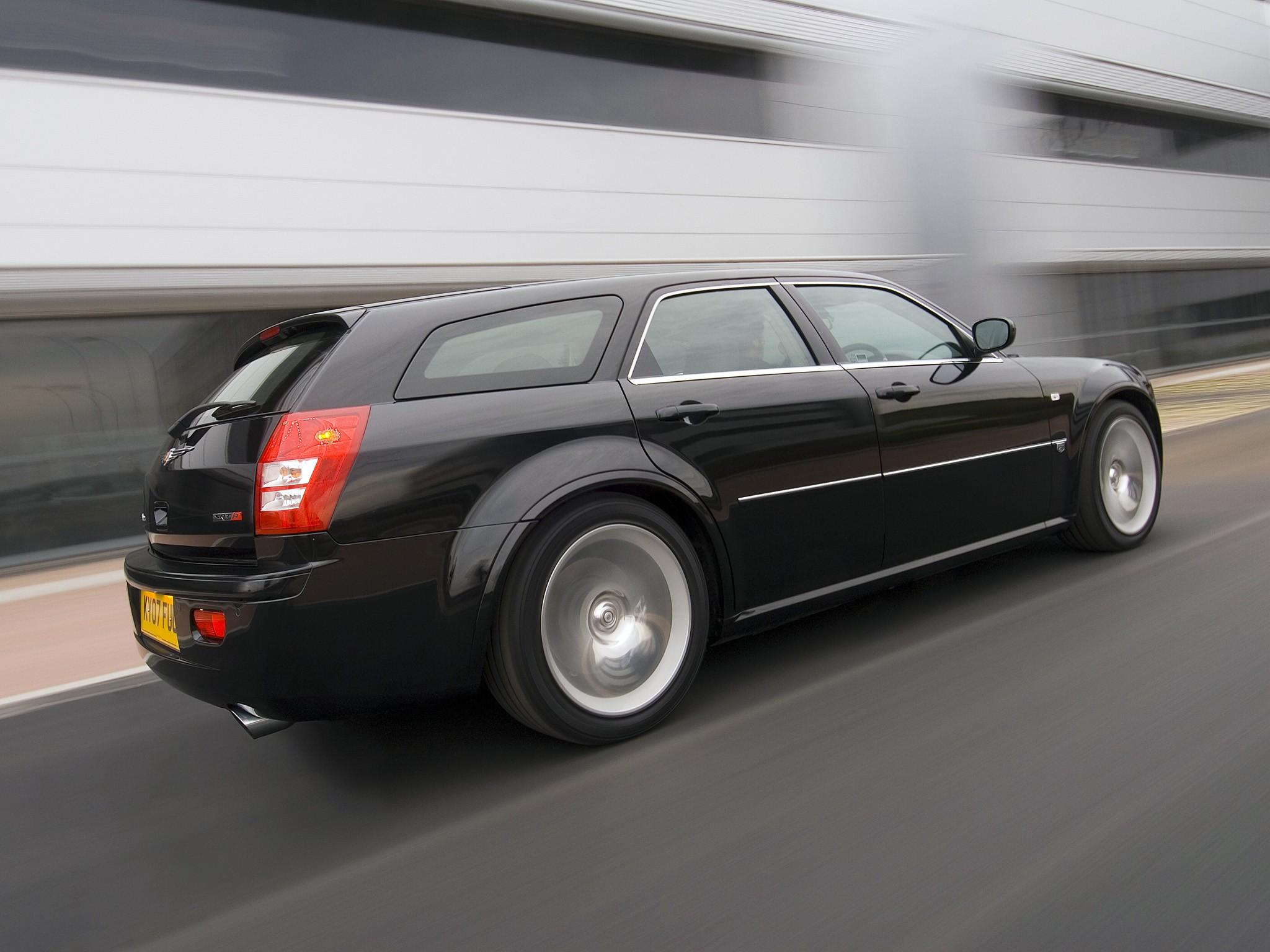 Chrysler C Touring Srt on 300c Hemi Engine