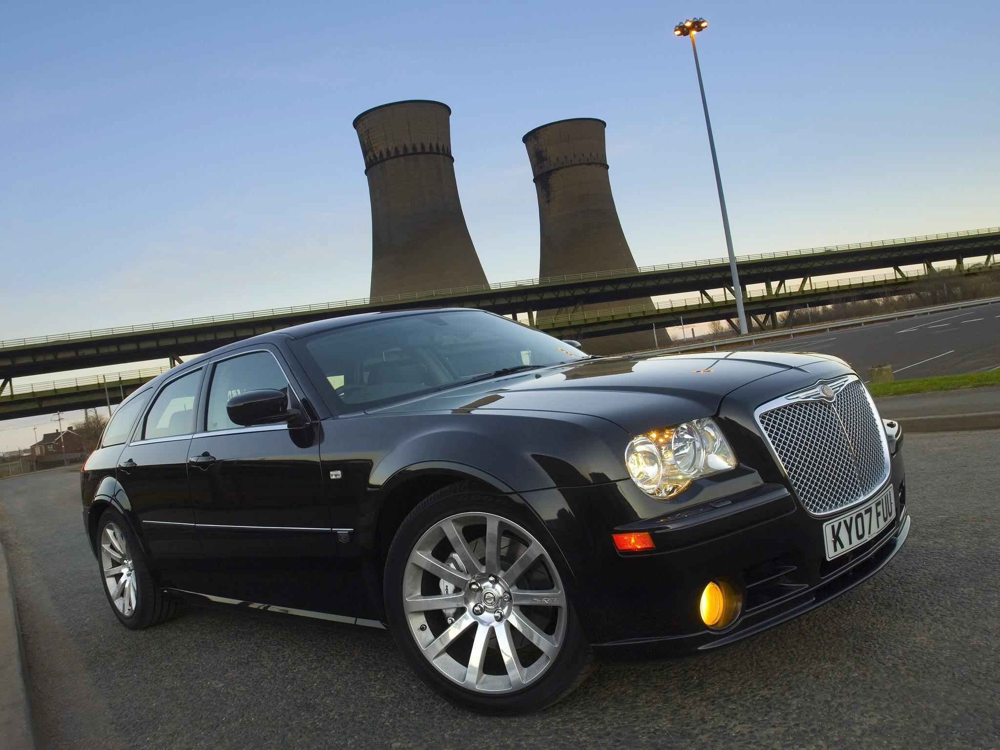 chrysler 300 rear spoilers chrysler 300 car accessories. Black Bedroom Furniture Sets. Home Design Ideas
