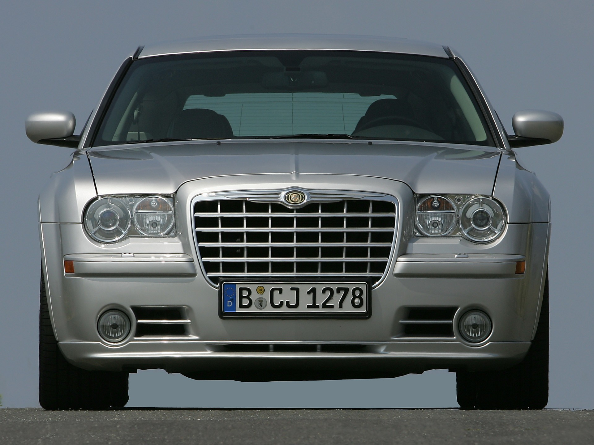 chrysler 300c srt8 review