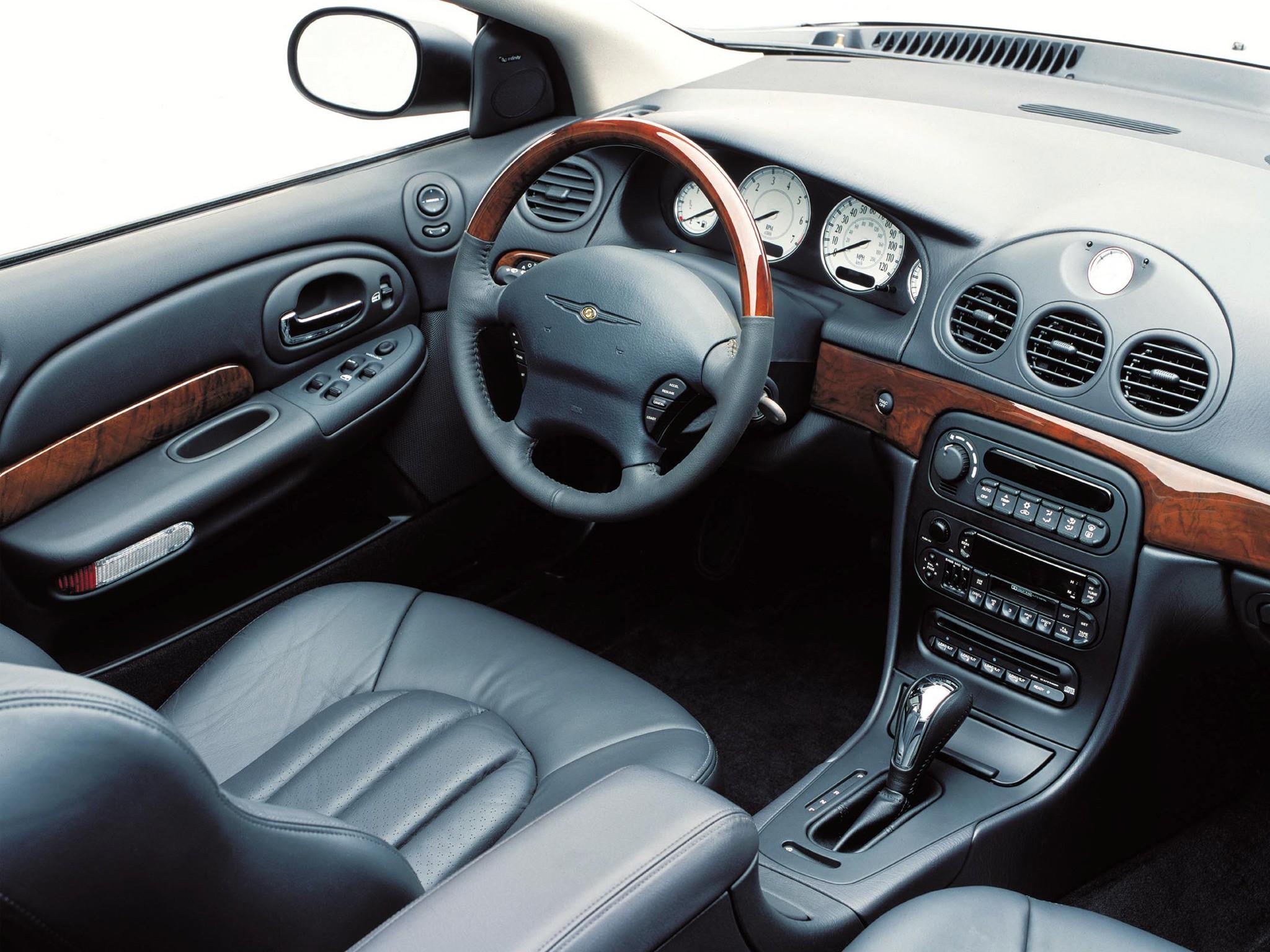 Chrysler 300m specs 1998 1999 2000 2001 2002 2003 2004 autoevolution
