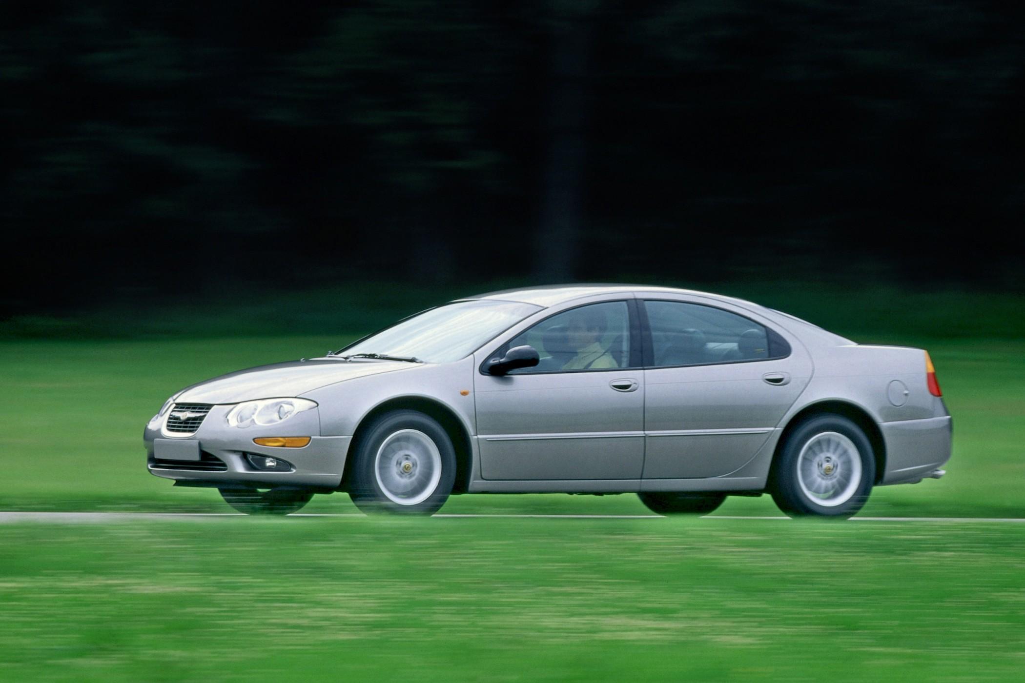 Chrysler 300m 1998 1999 2000 2001 2002 2003 2004 autoevolution