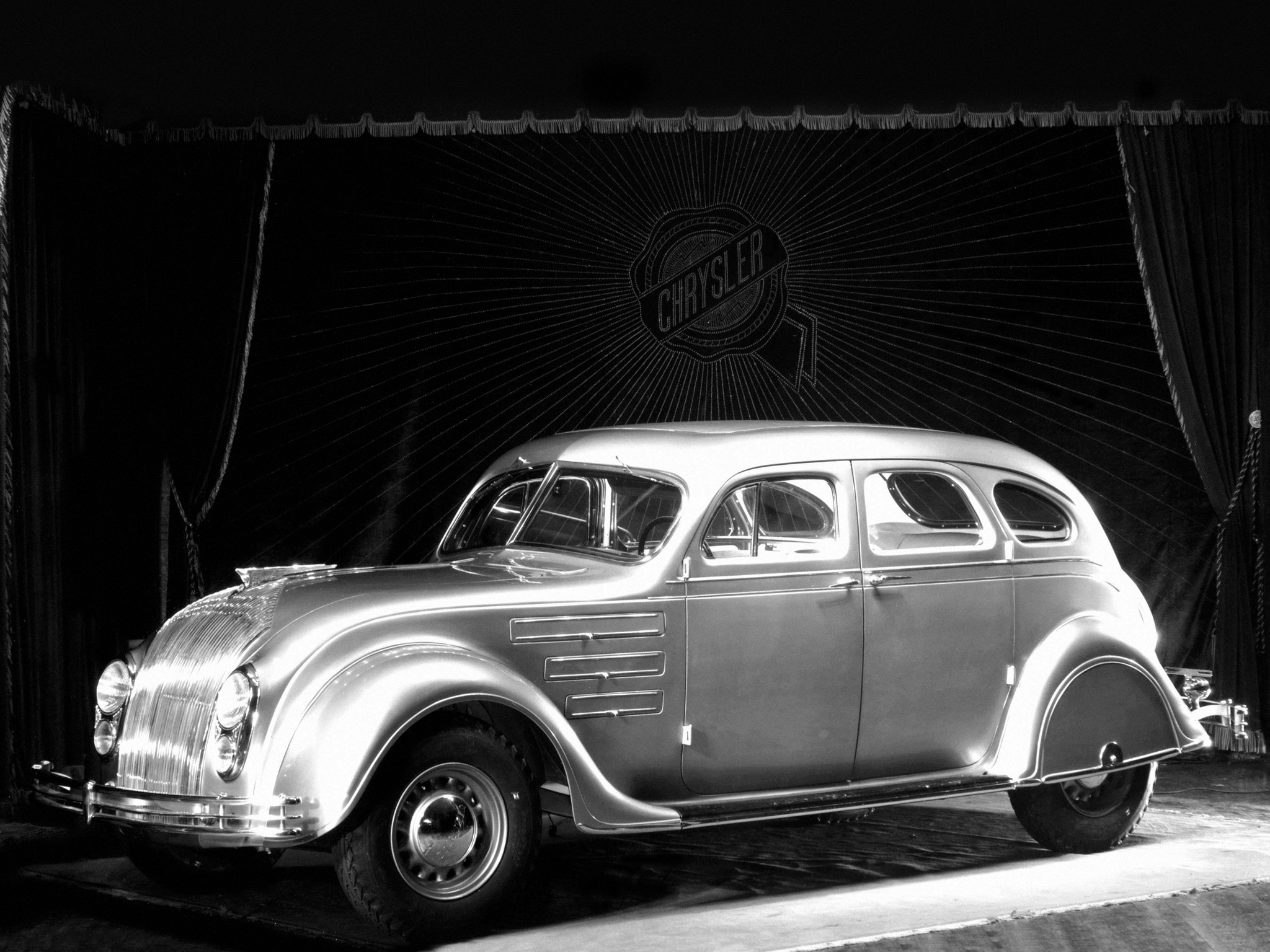 Chrysler Airflow Specs 1934 1935 1936 1937