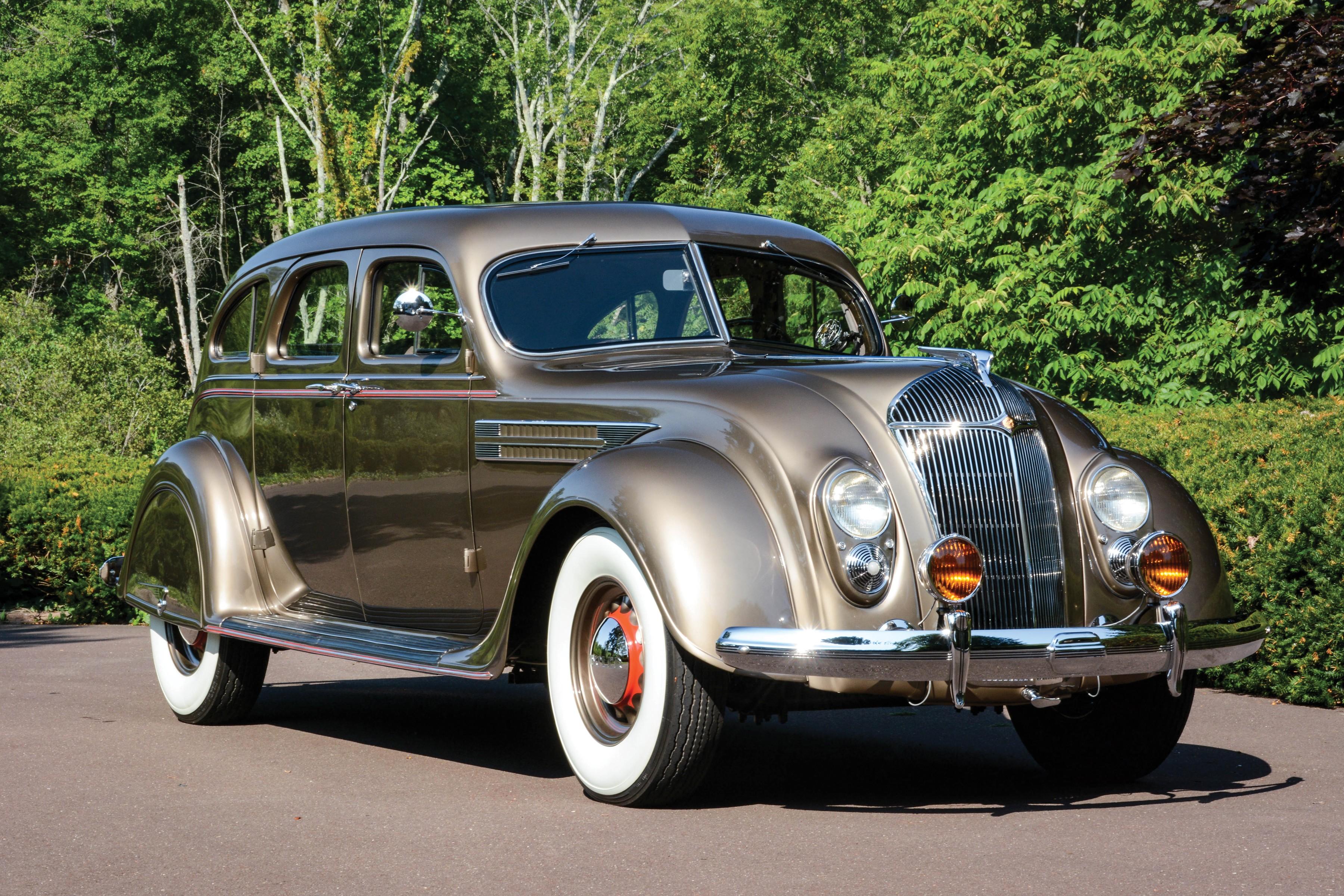 Chrysler Airflow 1934 1935 1936 1937 Autoevolution