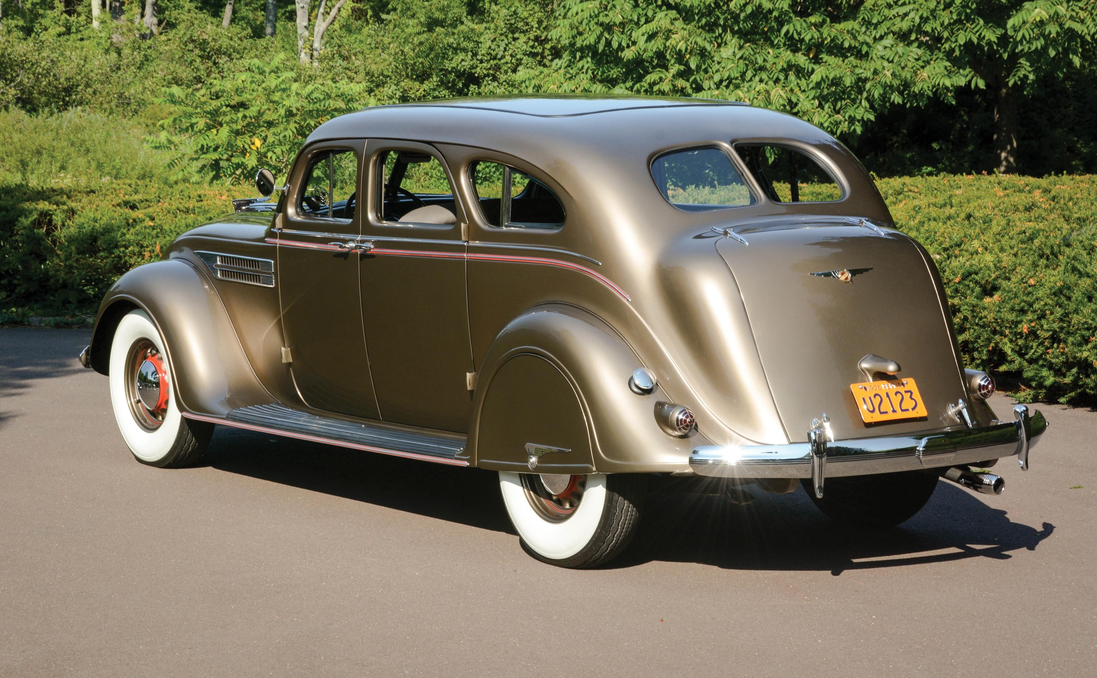 Chrysler Airflow Specs 1934 1935 1936 1937 Autoevolution