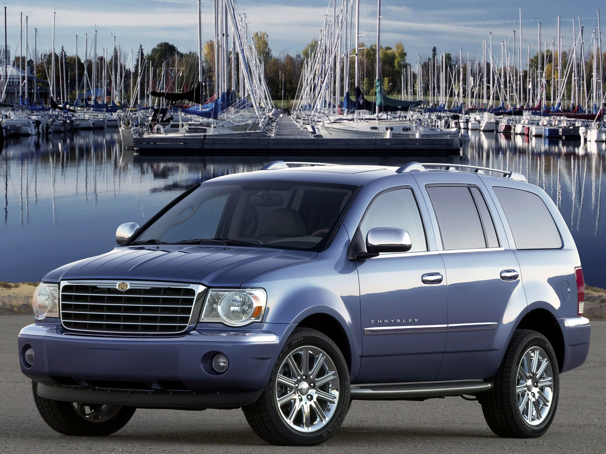 Dodge Durango Reviews >> CHRYSLER Aspen - 2006, 2007, 2008, 2009 - autoevolution
