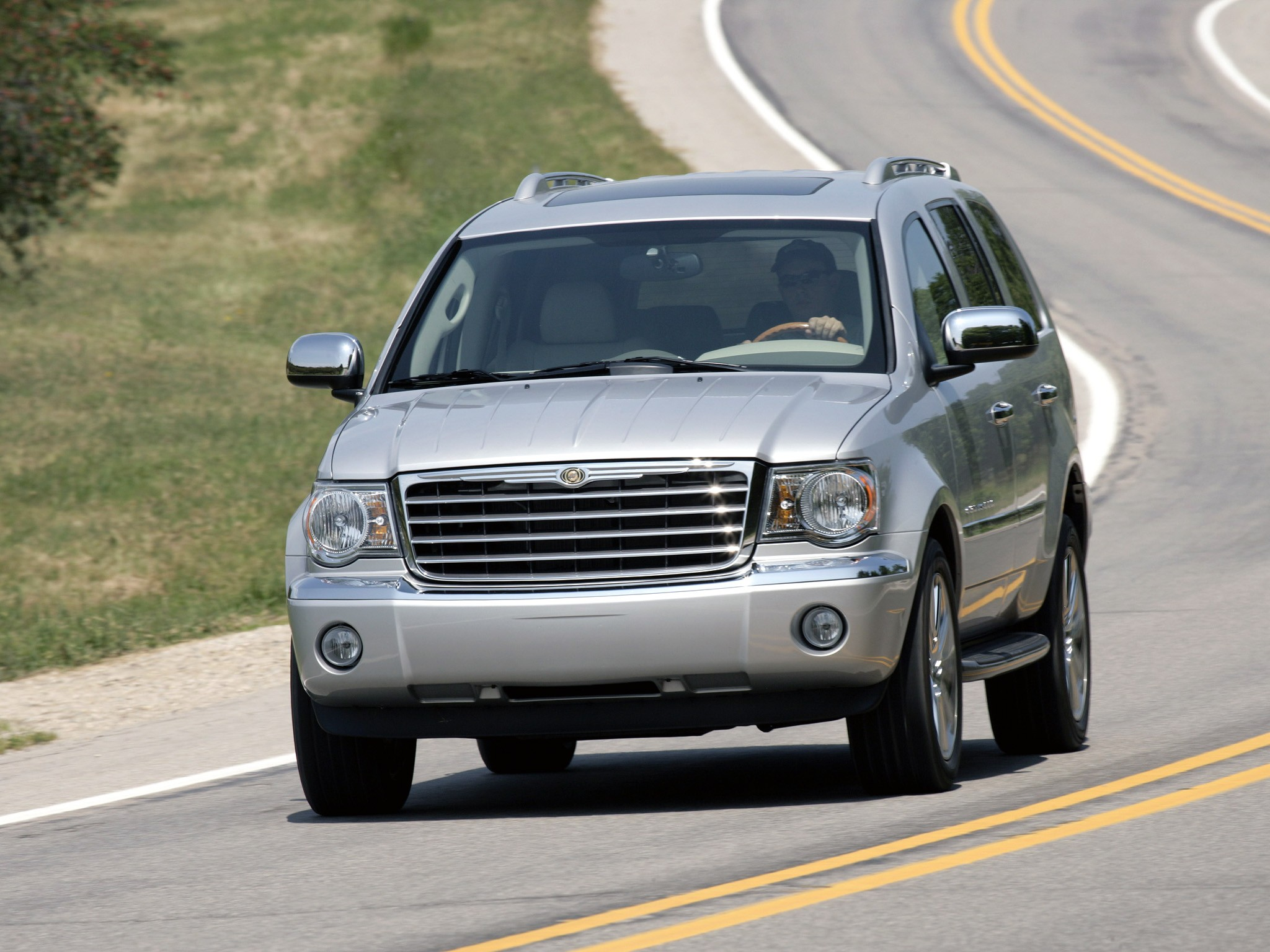 Chrysler Aspen on 2010 Dodge Durango