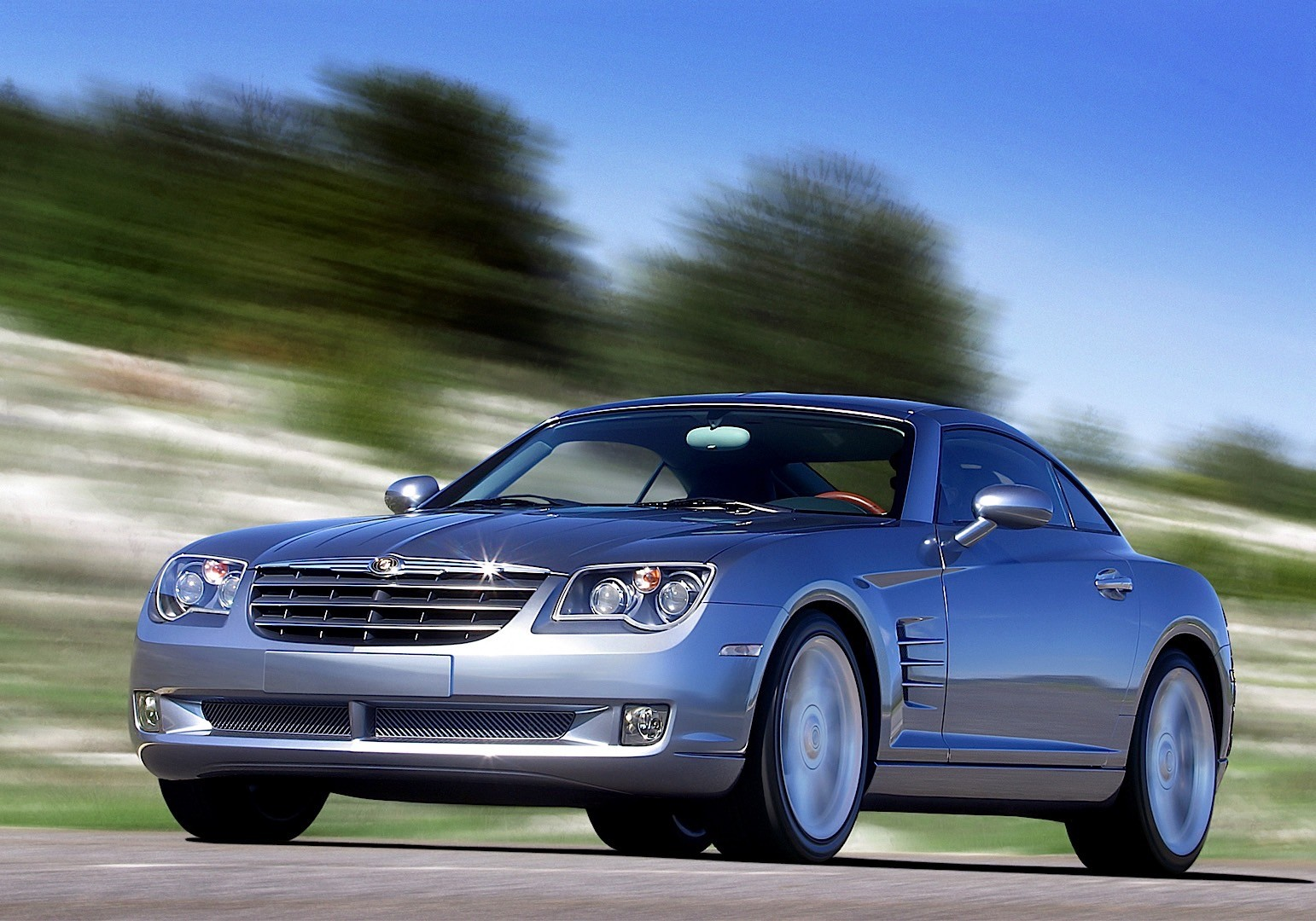 chrysler crossfire 2007 2008 autoevolution. Black Bedroom Furniture Sets. Home Design Ideas