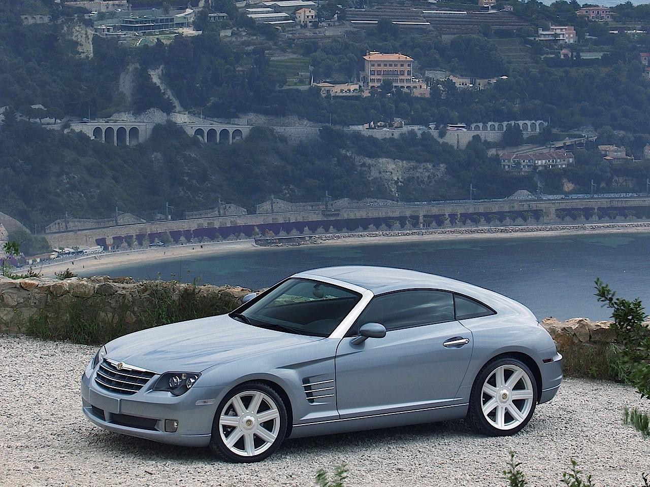 Chrysler Crossfire Specs Amp Photos 2007 2008 Autoevolution