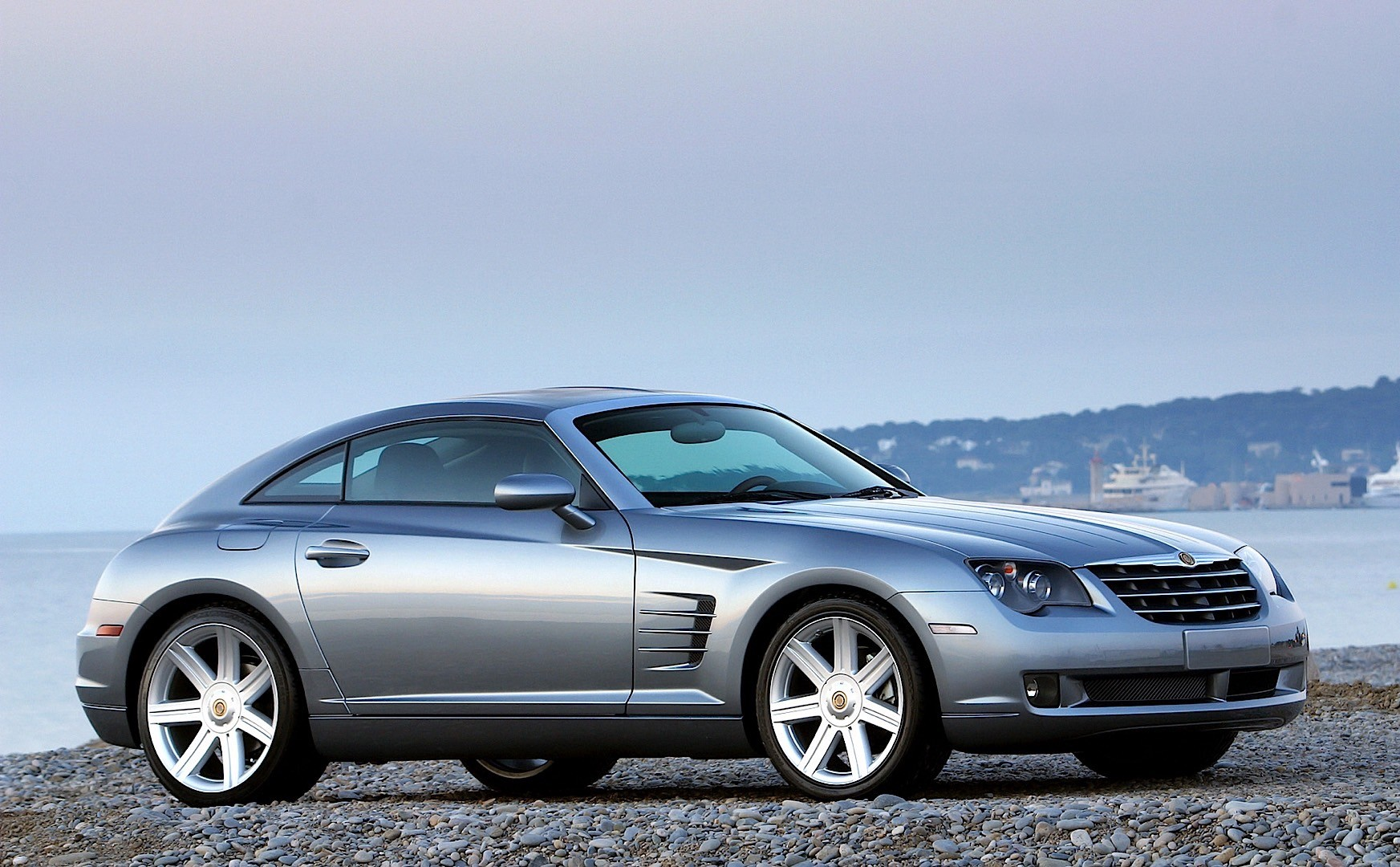 CHRYSLER Crossfire - 2007, 2008 - autoevolution