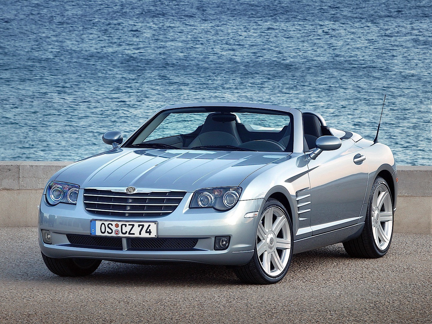 chrysler crossfire roadster specs photos 2007 2008 autoevolution. Black Bedroom Furniture Sets. Home Design Ideas