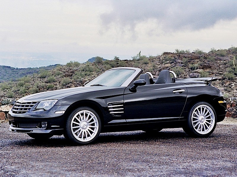 CHRYSLER Crossfire Roadster - 2007, 2008 - autoevolution
