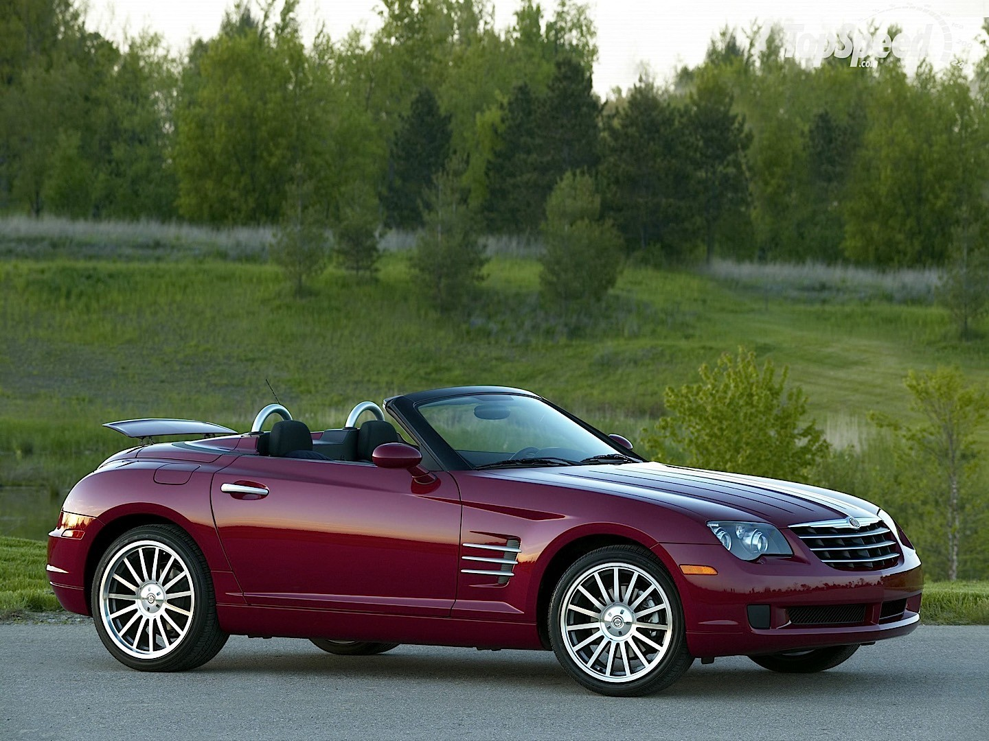 chrysler crossfire roadster specs 2007 2008 autoevolution. Black Bedroom Furniture Sets. Home Design Ideas