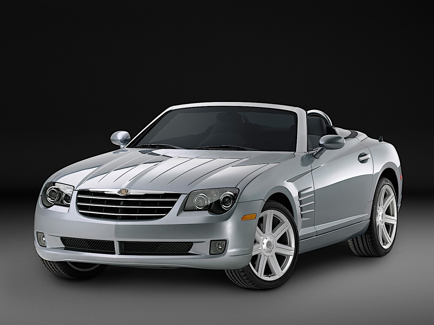 Chrysler Crossfire Roadster Srt
