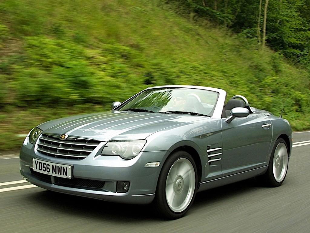 chrysler crossfire roadster srt6 specs 2004 2005 2006 autoevolution. Black Bedroom Furniture Sets. Home Design Ideas