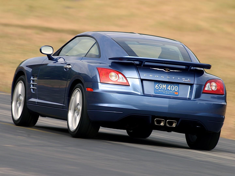 New Mercedes Minivan >> CHRYSLER Crossfire SRT6 specs & photos - 2004, 2005, 2006 ...