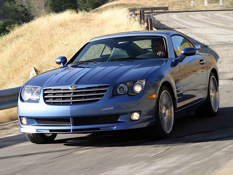 CHRYSLER Crossfire SRT6 specs - 2004, 2005, 2006 - autoevolution