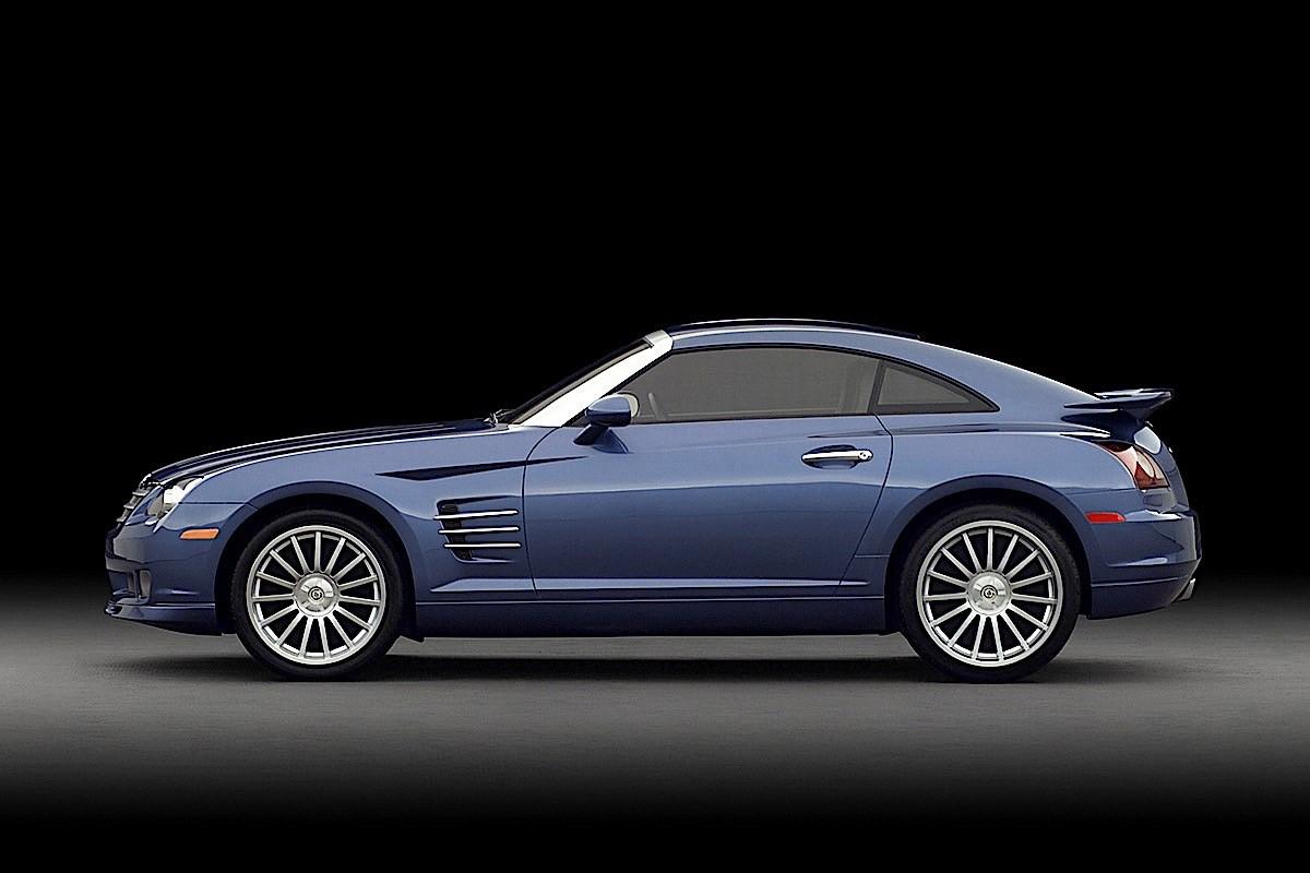 Chrysler Crossfire Srt on Mercedes V6 Engine