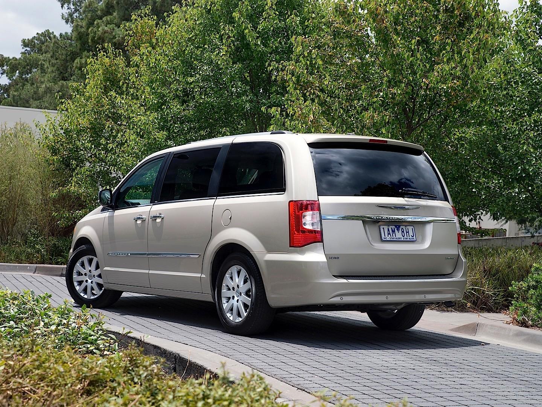 Auto Park Plymouth >> CHRYSLER Grand Voyager specs & photos - 2008, 2009, 2010 ...