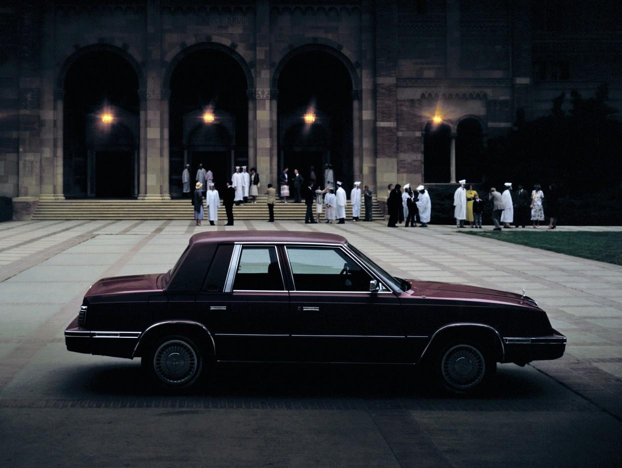 CHRYSLER LeBaron specs & photos - 1982, 1983, 1984, 1985, 1986, 1987, 1988 - autoevolution