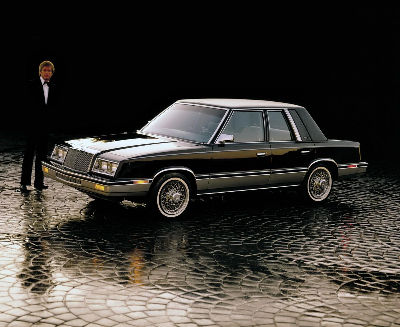 chrysler lebaron sedan 1982 1988 cars 1983 1985 1986 1984 autoevolution specs 1987