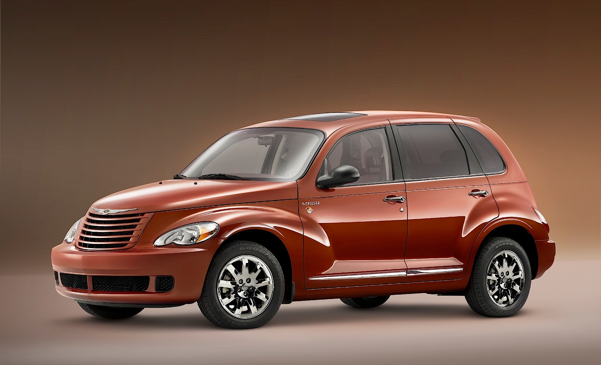 chrysler pt cruiser specs photos 2006 2007 2008 2009 2010 autoevolution. Black Bedroom Furniture Sets. Home Design Ideas
