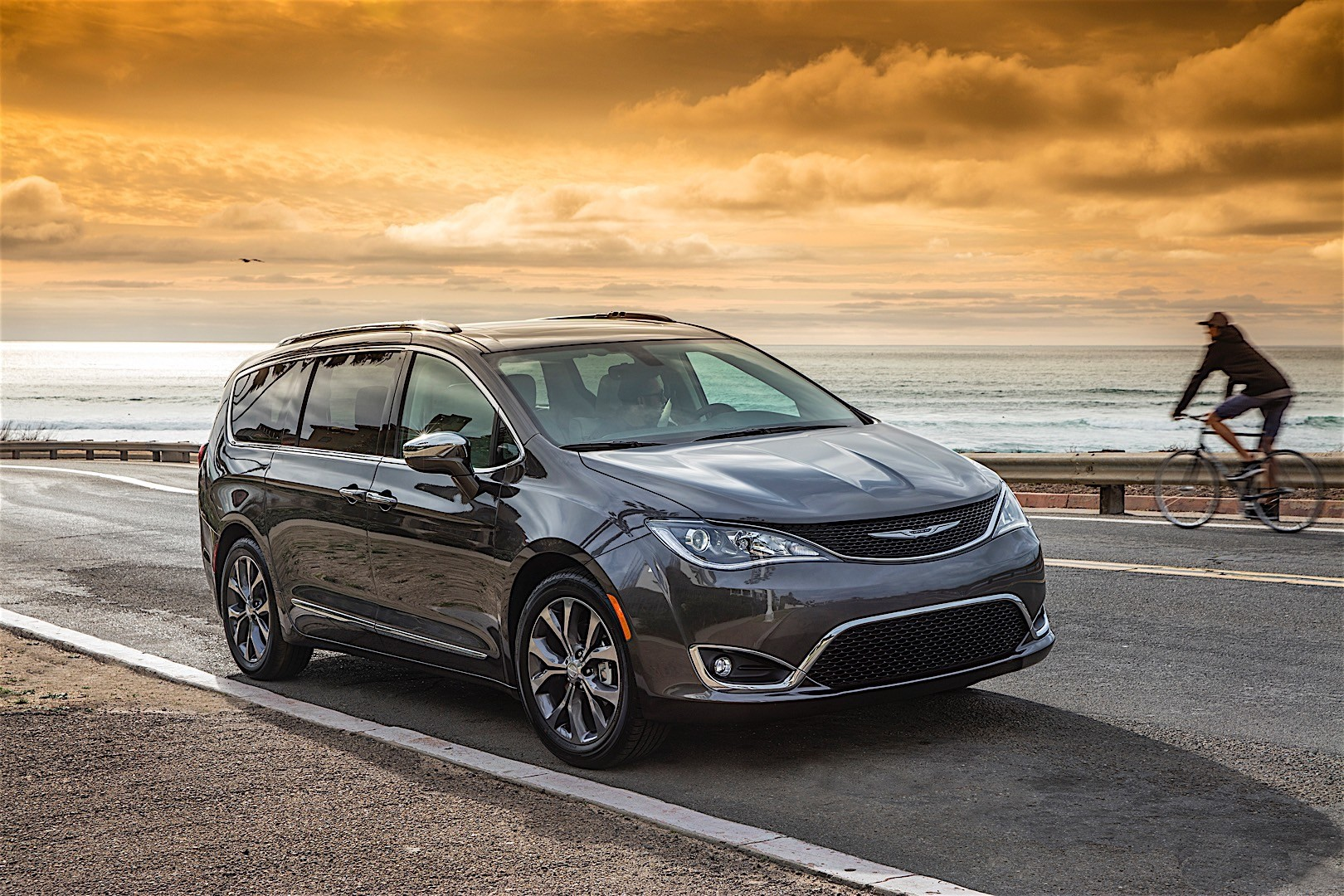 Chrysler Pacifica 2016 Present