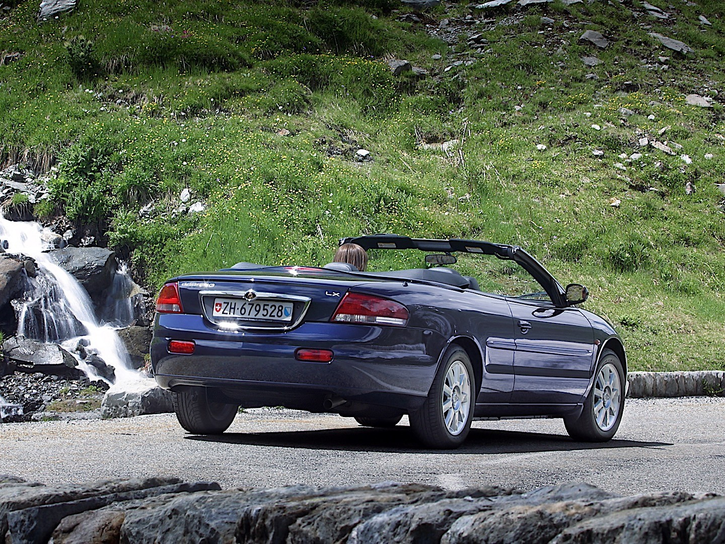 Chrysler Sebring Convertible on 2004 Dodge Grand Caravan