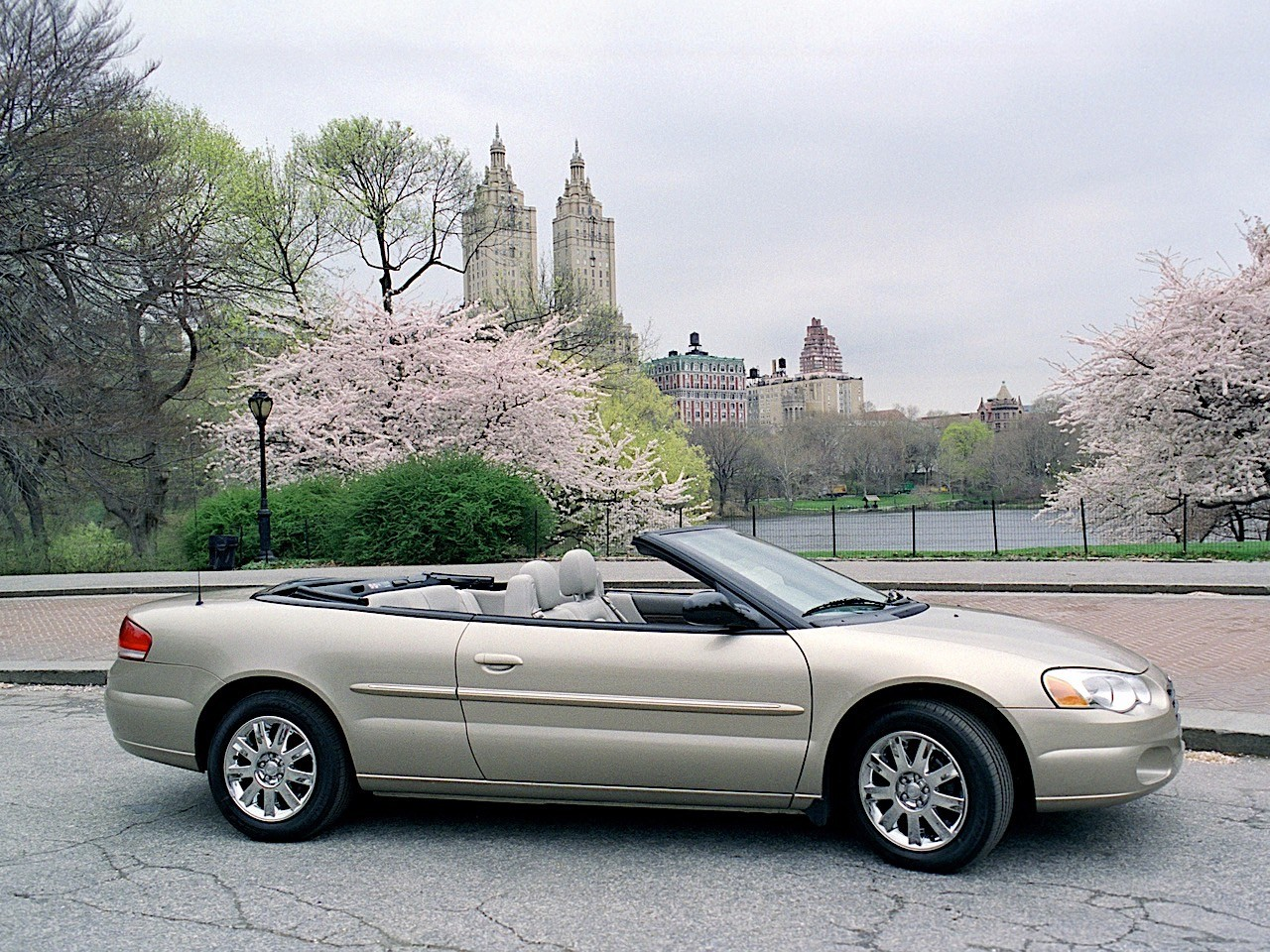 Chrysler Sebring Convertible Specs 2003 2004 2005