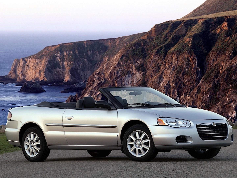 Chrysler Sebring Convertible 2003 2007