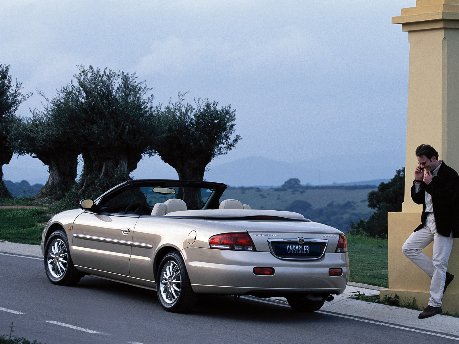 chrysler sebring convertible 2001 2003