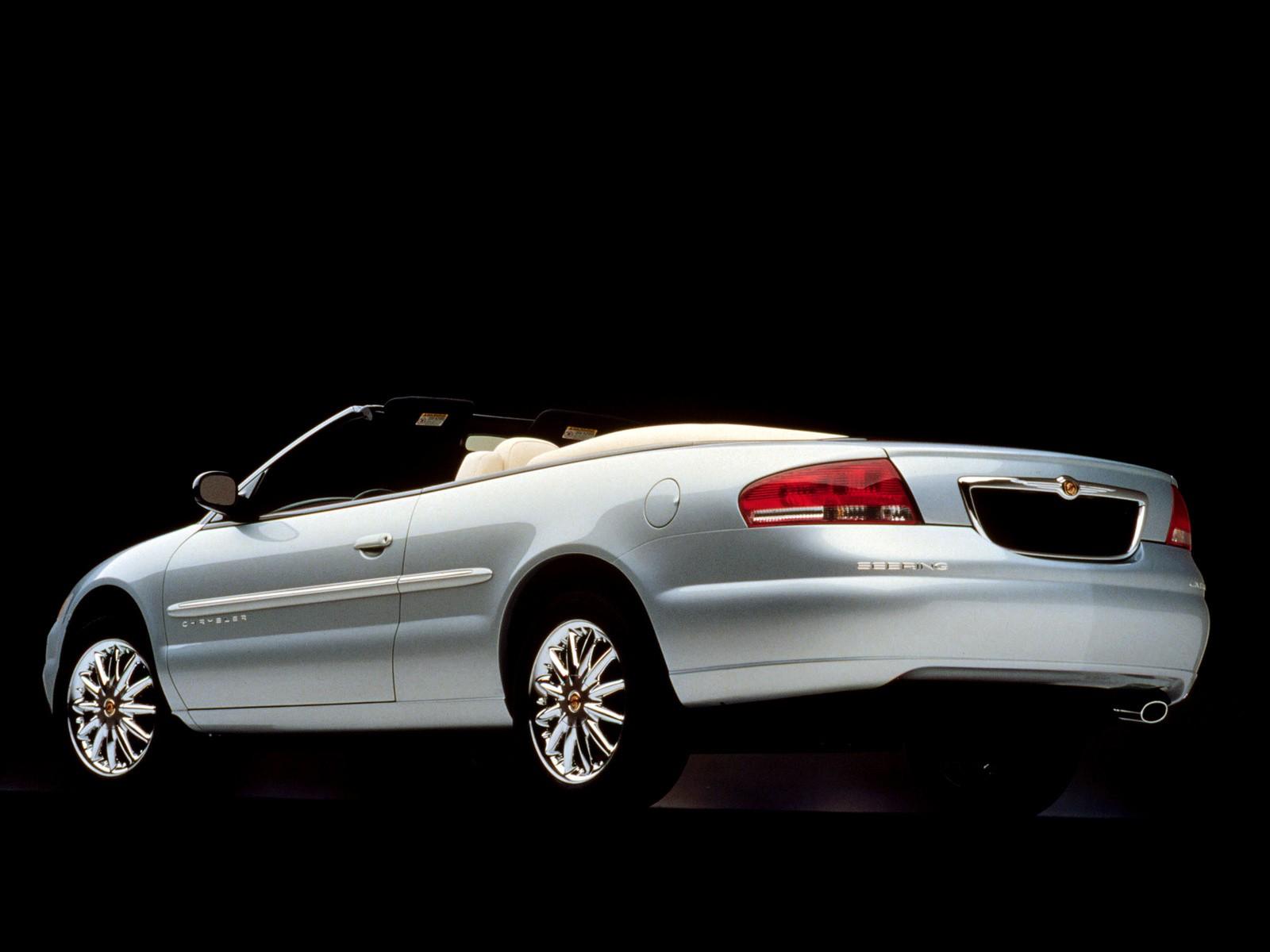 Chrysler Sebring Convertible on 2002 Chrysler Pt Cruiser