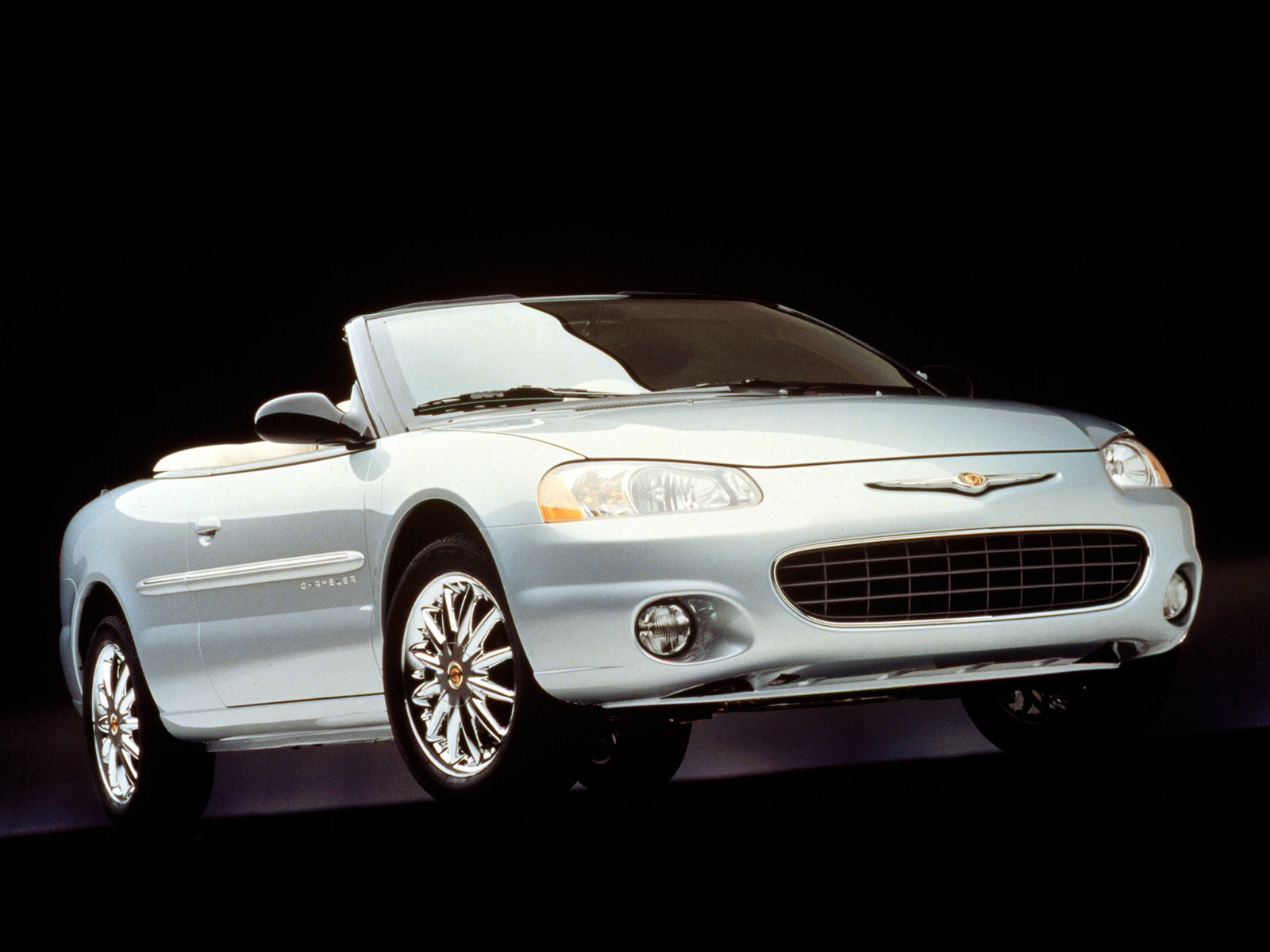 Chrysler Sebring Convertible on 2002 Chrysler Sebring Convertible