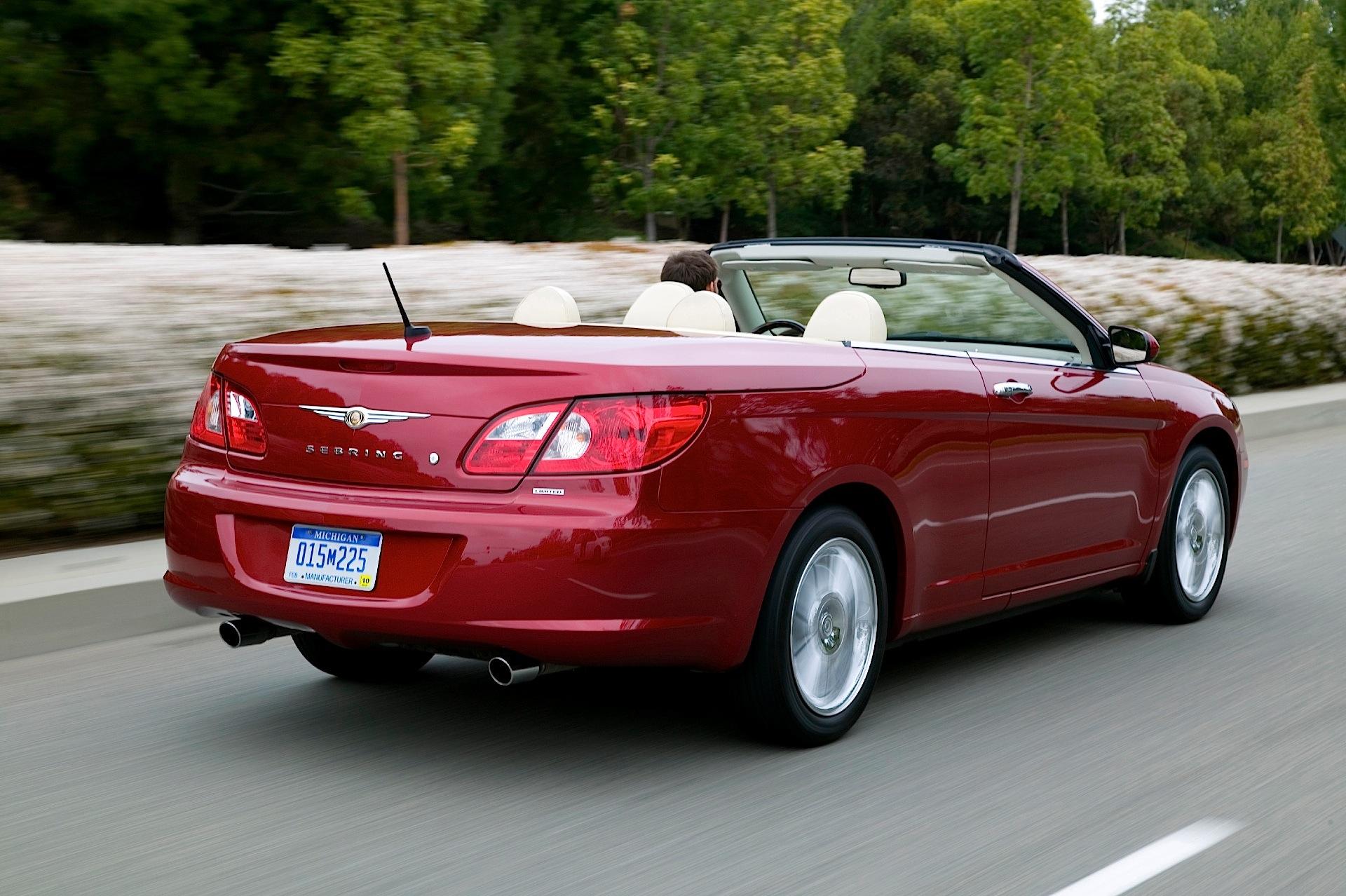 chrysler sebring convertible specs 2007 2008 2009 2010 autoevolution. Black Bedroom Furniture Sets. Home Design Ideas
