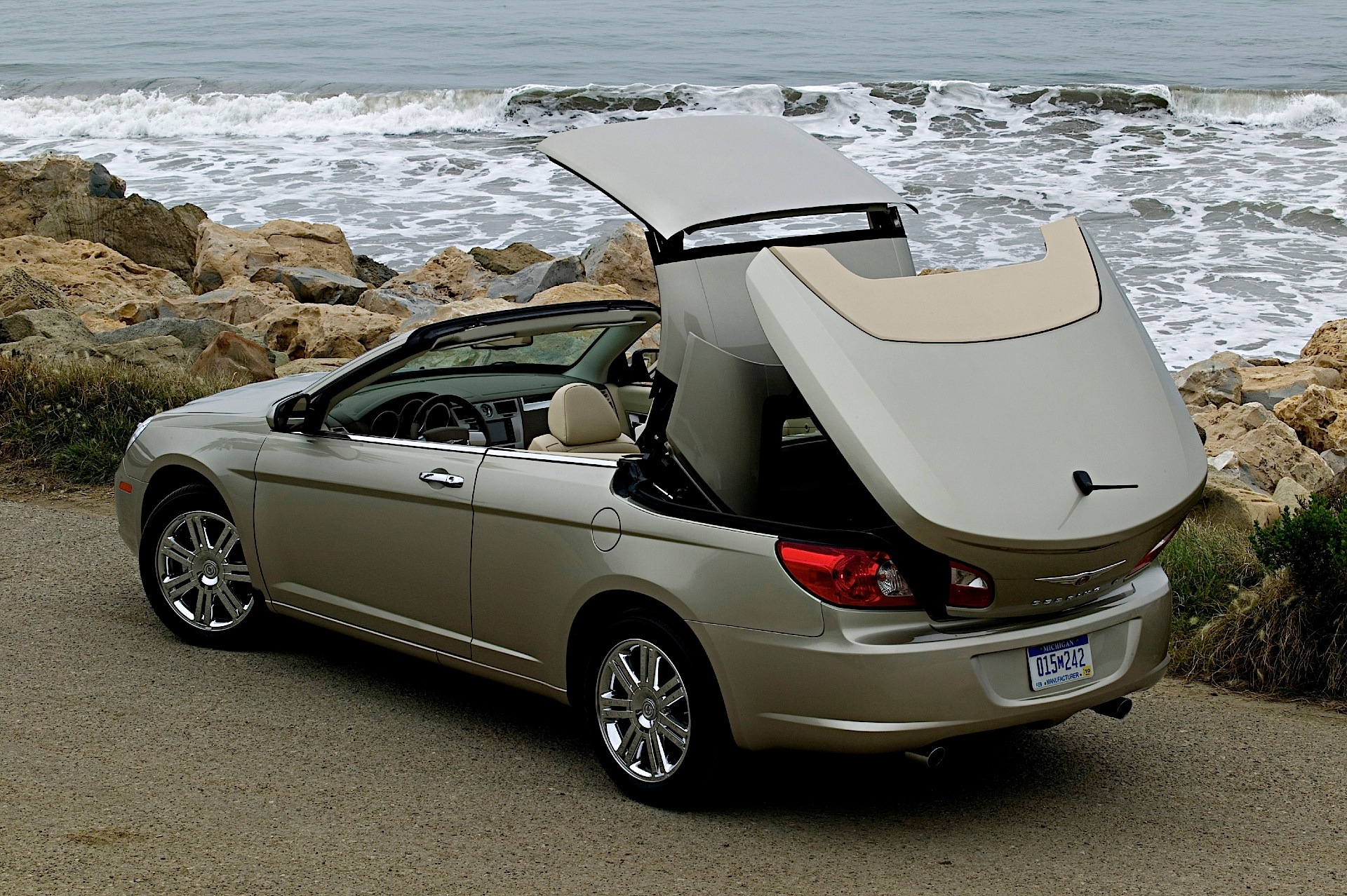 chrysler sebring convertible specs 2007 2008 2009 2010 autoevolution. Black Bedroom Furniture Sets. Home Design Ideas