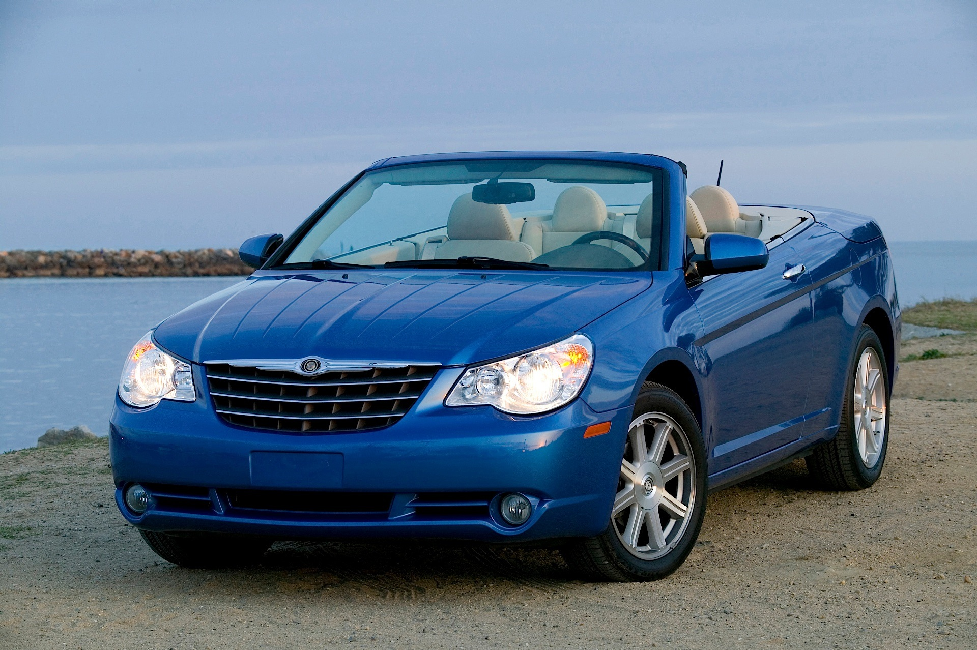 Chrysler Sebring Convertible 2007 2008 2009 2010