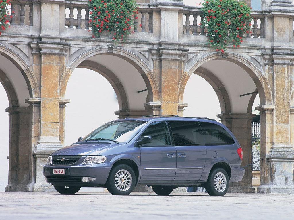 Chrysler Voyager Specs Photos 2000 2001 2002 2003 Autoevolution Plymouth Engine Diagram