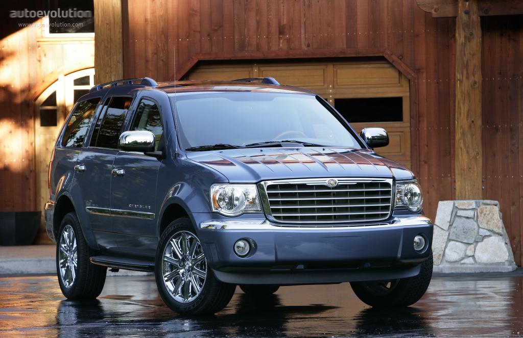 CHRYSLER Aspen - 2006, 2007, 2008, 2009 - autoevolution
