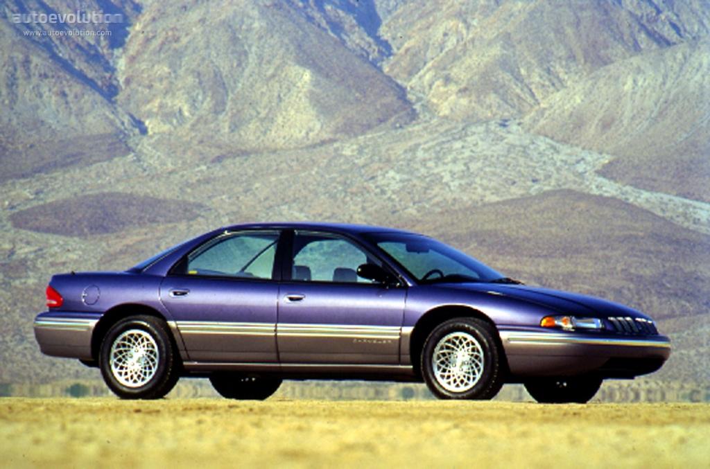 Chrysler Concorde Specs
