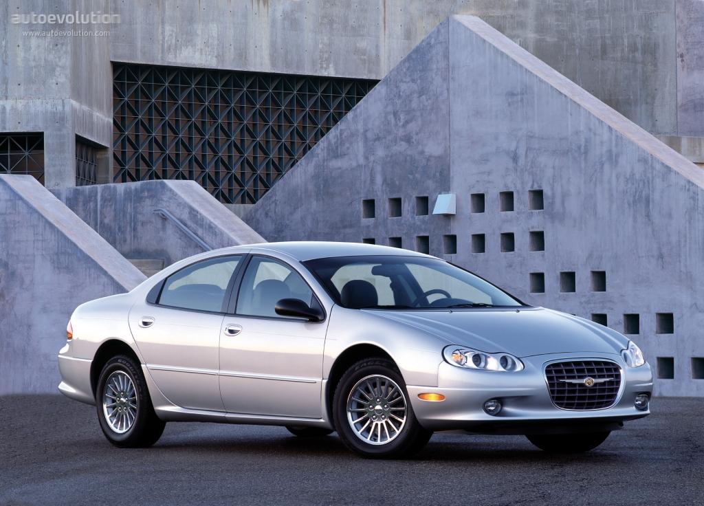 Chrysler Concorde Specs Amp Photos 1998 1999 2000 2001